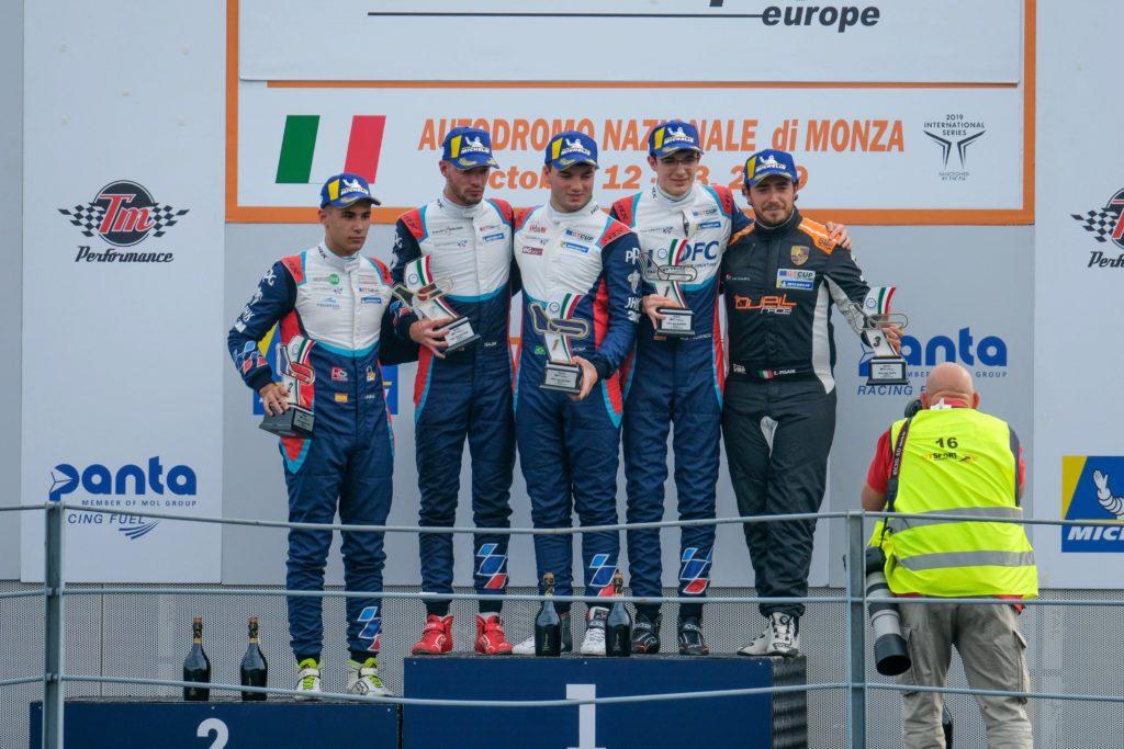 Vitória luso-brasileira em Monza